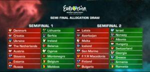 posicions semifinals 2013