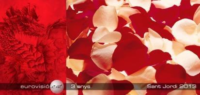 Eurovisio.cat Sant Jordi 2013